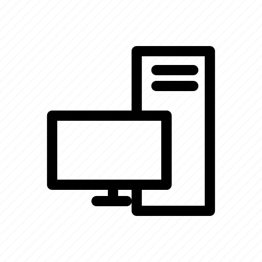 computer, digital, emarket, marketing, shopping icon