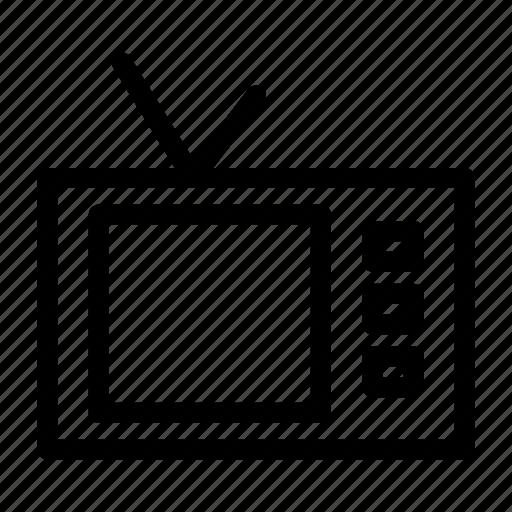 digital, emarket, marketing, shopping, tv icon