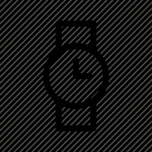 clock, digital, emarket, marketing, shopping icon