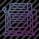 blog, bots, copy, copywriting, digital marketing icon