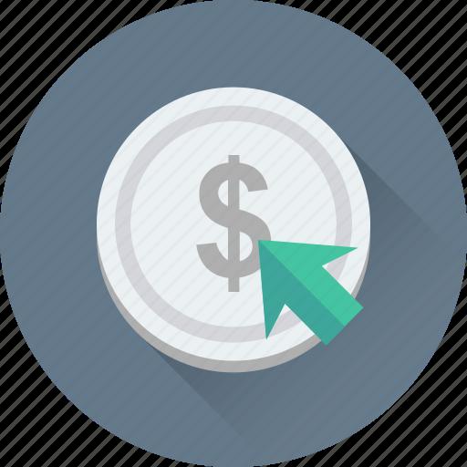 ecommerce, internet marketing, pay per click, ppc, seo icon