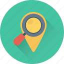 location pin, location marker, map locator, map pin, search location icon