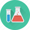 chemical, flask, experiment, lab flask, research icon
