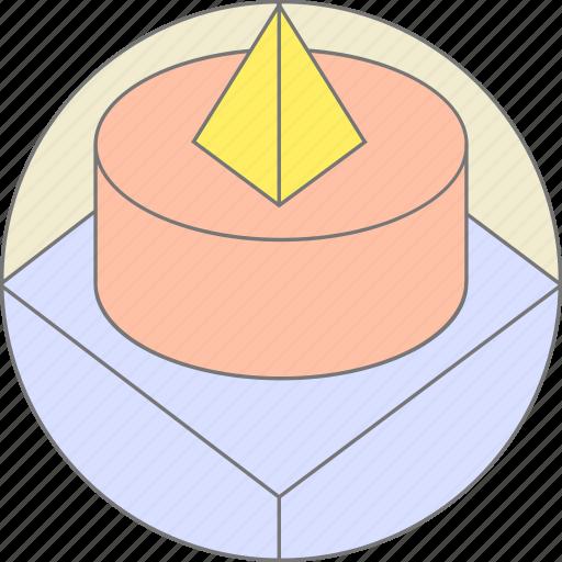 build, crm, figures, geometry, platform, shapes, system icon