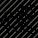 explore, magnifier, optimization, search icon icon