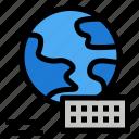 globe, marketing, world icon