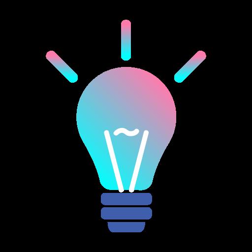bright, business, creative, creativity, idea, innovation, inspiration icon
