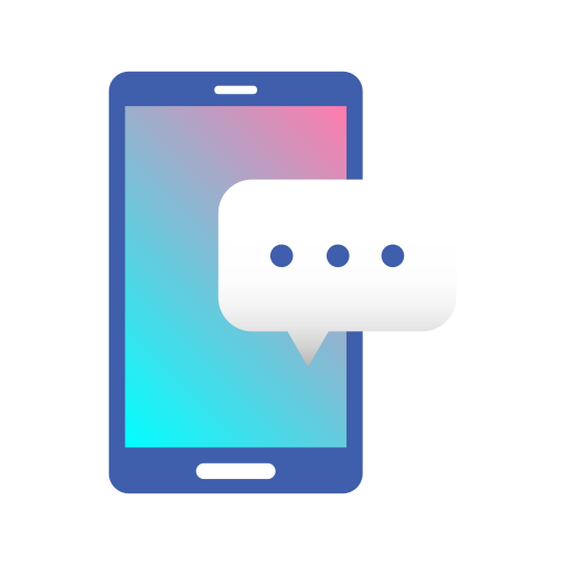 Chat, communication, conversation, message, network, smartphone, social icon - Free download