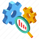 analysis, analytic, engine, marketing, optimization, search, seo icon