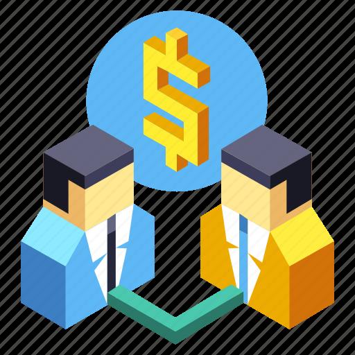 affiliate, business, marketing, partnership, program, referral, strategy icon