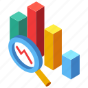 analysis, analytic, dashboard, development, optimization, research, statistic icon