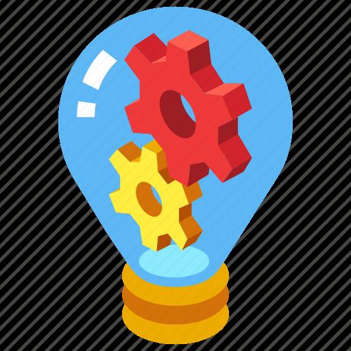 creative, idea, innovation, innovative, inspiration, lightbulb icon