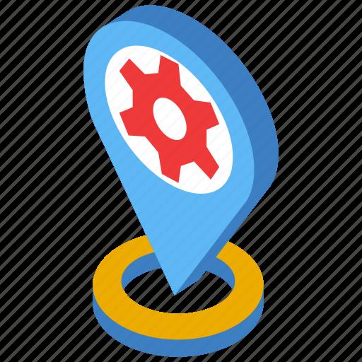 geomarketing, localization, location, map, optimization, placeholder icon