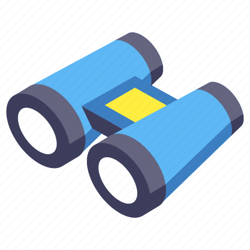 binoculars, look, monitoring, overview, visibility, visible, vision icon
