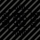 circuit, global, ic icon