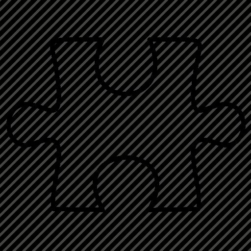 game, piece, puzzle icon