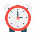 clock, event, timepiece, wait, wall icon