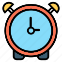 alarm, attention, danger, notification, schedule icon