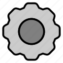 configuration, gear, management, preferences, settings icon