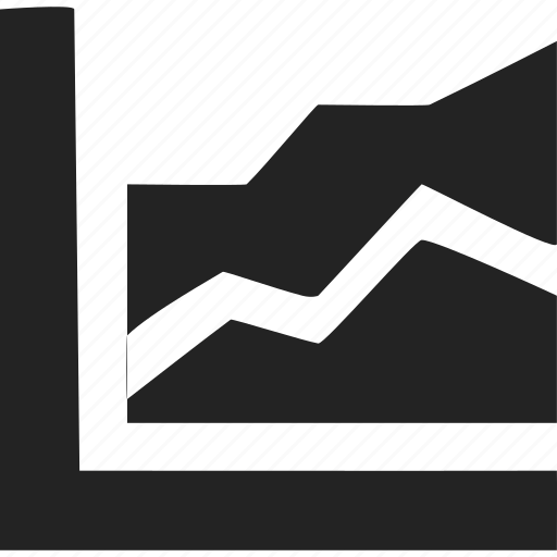 chart, graph, growth, presentation icon
