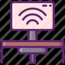 computer, digital, hub, nomad icon