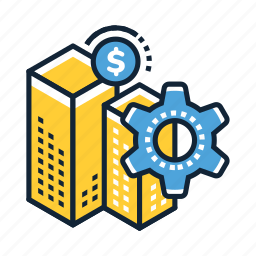 analytics, business, currency, development, finance, office, statistics icon