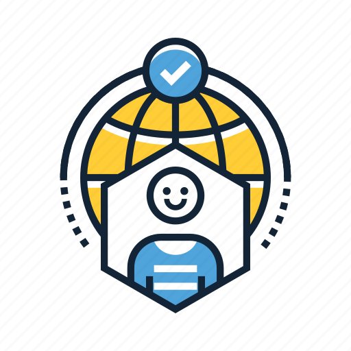 business, communication, country, environment, foreigner, friendly, interaction icon
