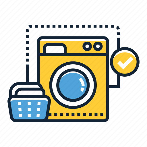 clean, cleaning, equipment, laundry, machine, wash, washing icon