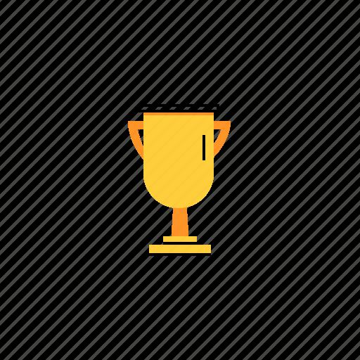 achievement, champion, goal, win icon