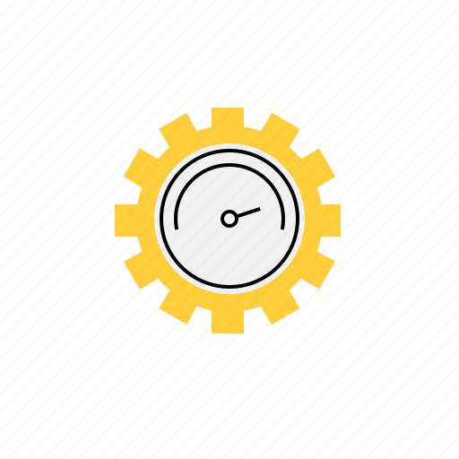 performance, speed, tester, testing, tool icon