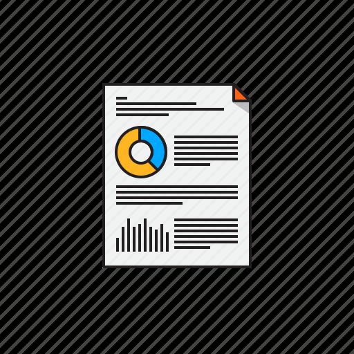 analysis, audit, document, report, seo icon