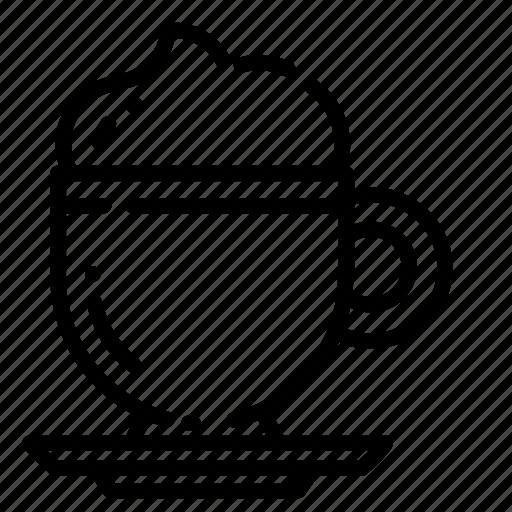 Restaurant, food, cup, dinner, lunch, mug, breakfast icon