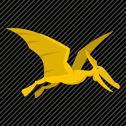 animal, dinosaur, fly, jurassic, pterosaurs, reptile, wing icon