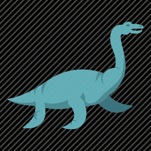 animal, brachiosaurus, dinosaur, jurassic, predator, reptile, tyrannosaurus icon