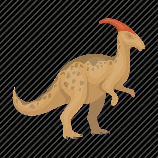 ancient, animal, dinosaur, prehistoric icon