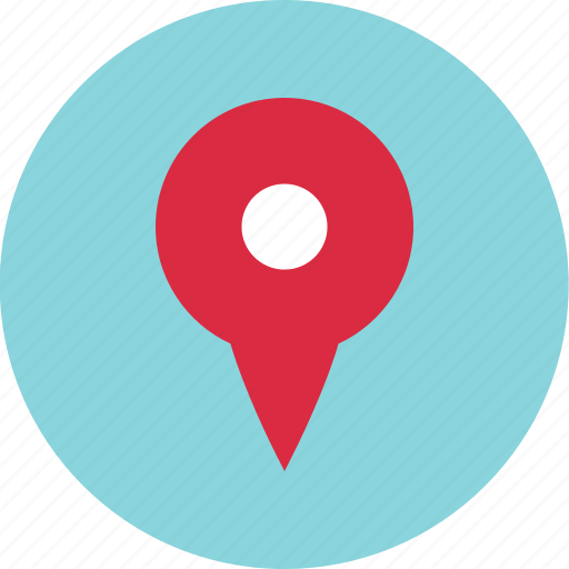 find, gps, location, online, pin icon