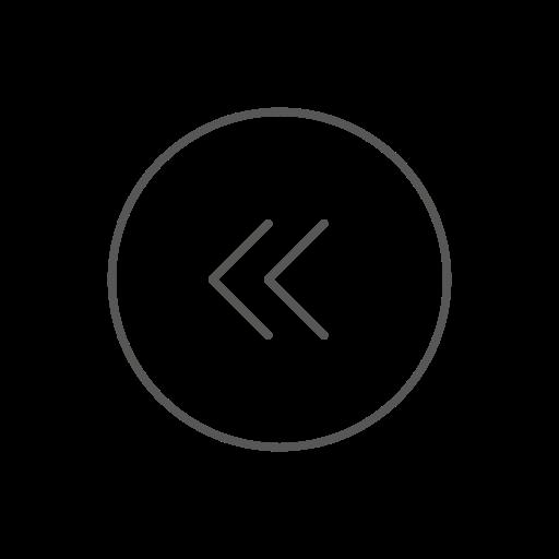 backward, control, direction icon