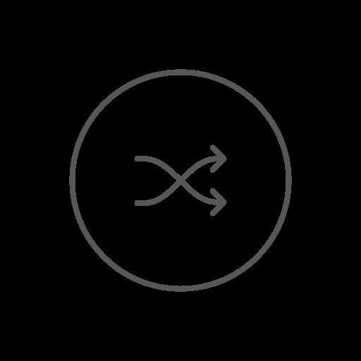 control, random icon