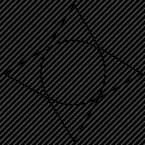 arrow, direction, motion, navigation icon