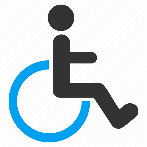 disability, disabled person, handicap, parking sign, patient seat, wheel chair, wheelchair icon