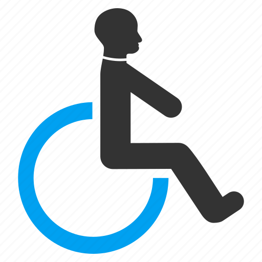 disability, handicap, invalid person, parking sign, patient transport, wheel chair, wheelchair icon