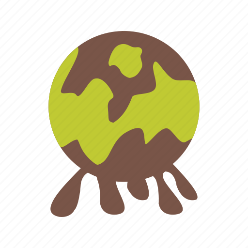 disaster, factory, global, industry, pollution, smoke, warming icon