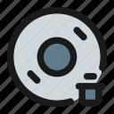 data, delete, disc, memory, remove, storage, trash