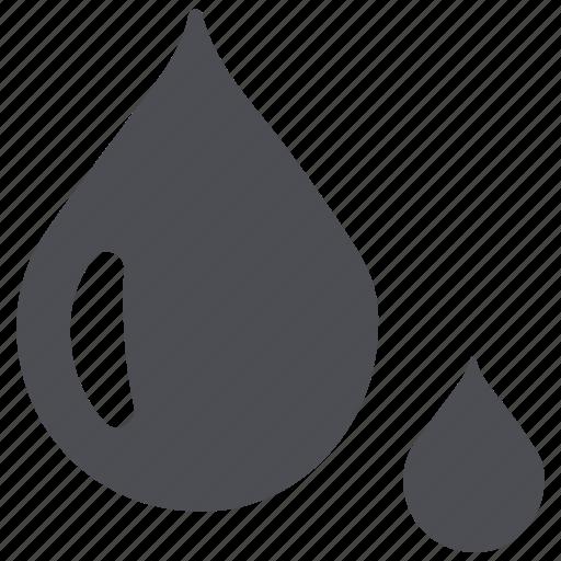 blood, dark urine, drop, oil, rain, water, waterdrop icon
