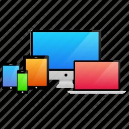 apple, imac, ipad, ipadmini, macbook, macbookpro, osx, showcase, yosemite icon