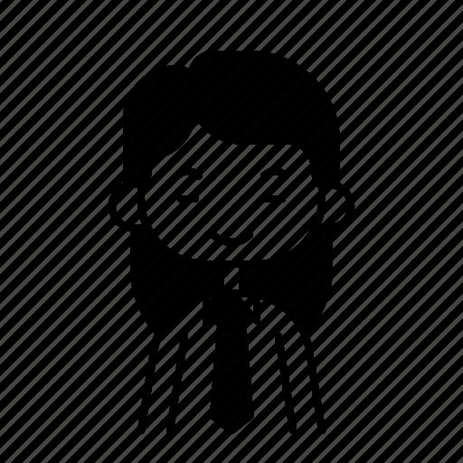 avatar, chinese, diversity, employer, girl, people, profession icon