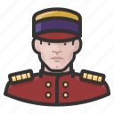 avatar, man, user, hospitality, male, bellhop, hotel