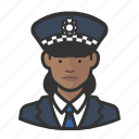 avatar, cop, officer, police, scotland yard, user, woman