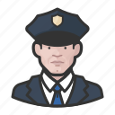 avatar, cop, male, officers, police, user