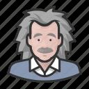 albert, avatar, celebrity, e=mc2, einstein, physicist, scientist, user icon